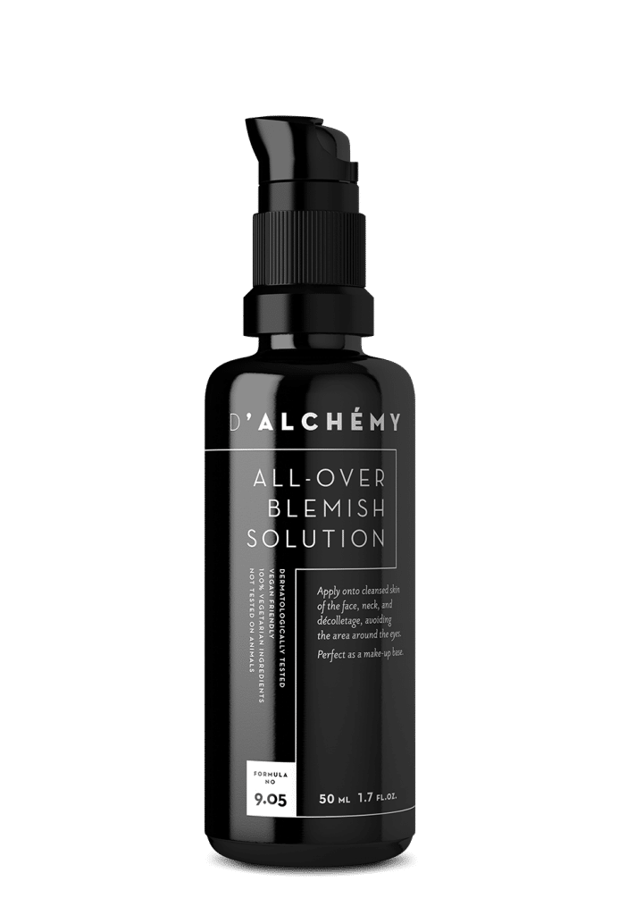 ALL‑OVER BLEMISH SOLUTION